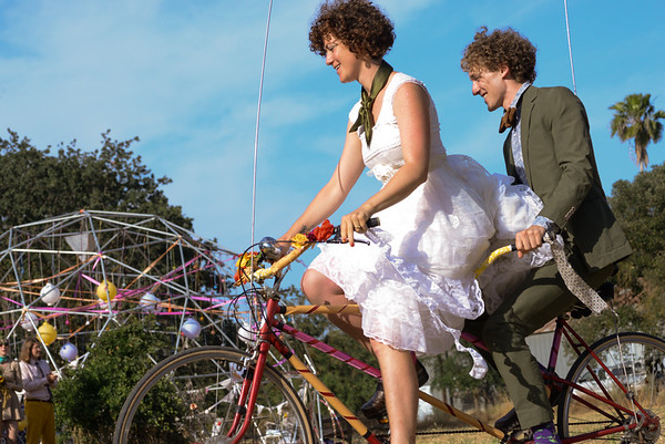 Allyson and Alex: the almond grove and the wedding