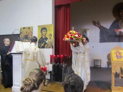 Community Life - Third Sunday of Lent - March 18, 2012