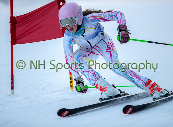 NHIAA Pats Peak Alpine Girls  01-04-2019