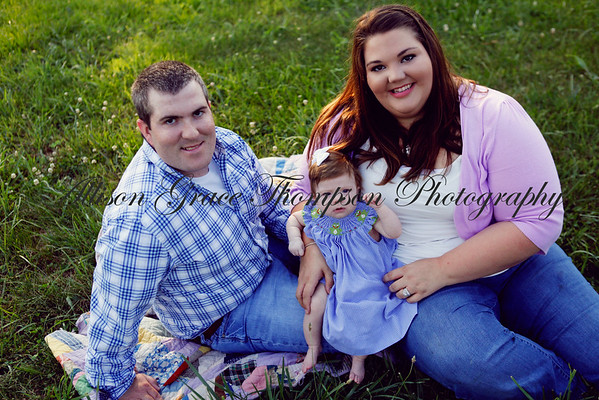 {Warf Family} August 2014.