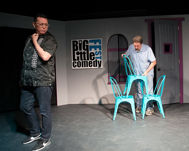 Big Little Comedy Fest 2018 Thursday All Acts