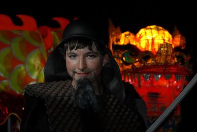 2007 Mulan - Dragon Portraits