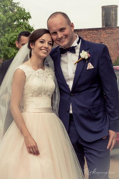Lukasz and Marta Wedding