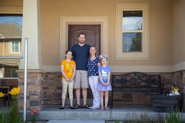 Bluemel Family Porch