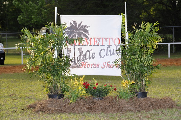 PALMETTO SADDLE CLUB HORSE SHOW - DILLON PARK-SUMTER,SC