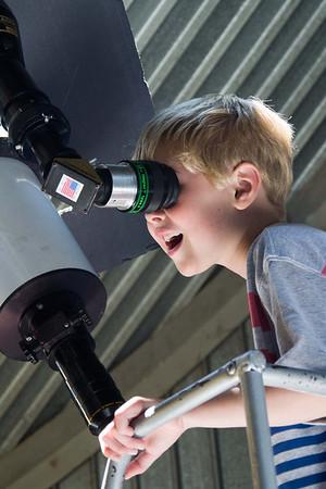 Telescope Observing 2014