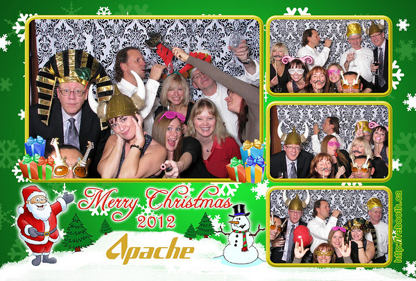 Apache Corporation  - Christmas Party 2012