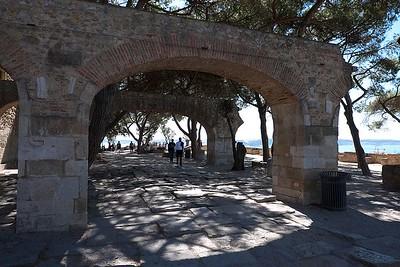 At and from Castelo de São Jorge