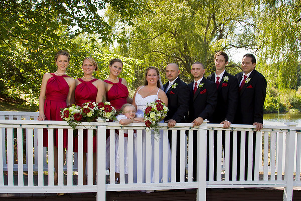 Hegarty-Perkins Group and Bride 'n Groom