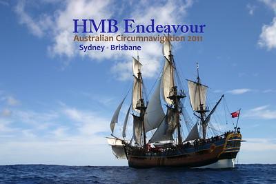 HMB Endeavour