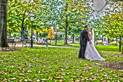 Julie & Chris Wedding