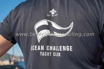 E1 OCEAN CHALLENGE CREW ACTION - RACE DAY  4