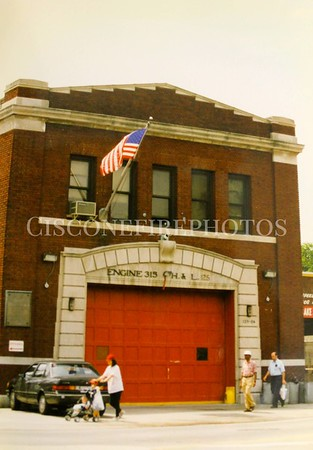 Engine 315 - Ladder 125