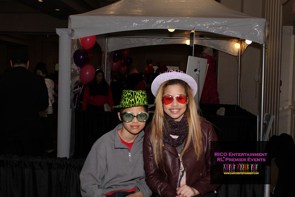 Univision Quinceanero Show - Photobooth by RICO Entertainment