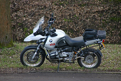 My former BMW R1150GS