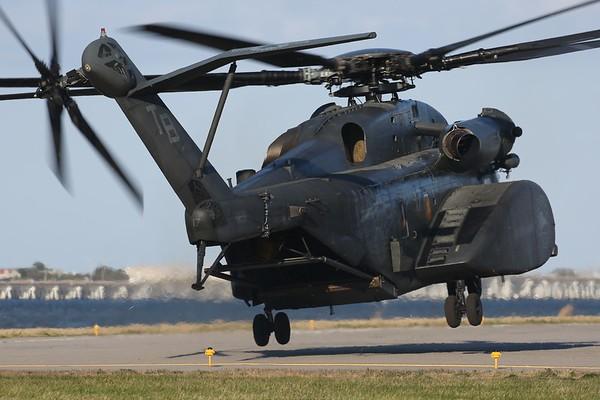 """US Navy MH-53E """"Sea Dragon"""", Norfolk, 26Mar19"""