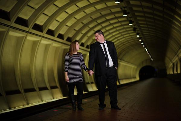 Susan and Danny, Washington, DC
