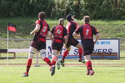 Cheltenham Rugby V Windsor 7th Sept 2013