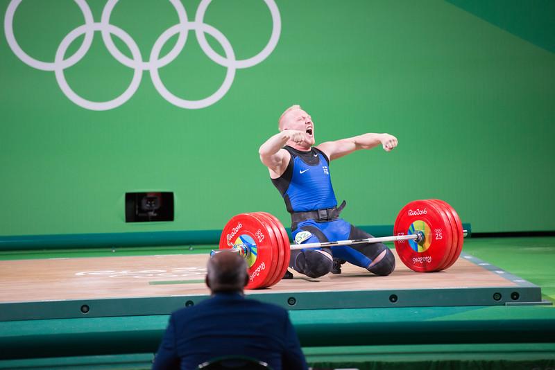 Rio Olympics 12.08.2016 Christian Valtanen D80_5600