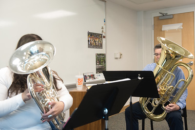 111116 Tuba With Dr. Sipes