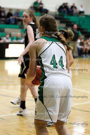 WBHS JV Girls Basketball vs Carrollton
