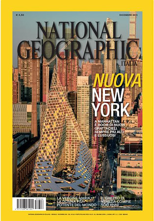 """Bačvice"" - National Geographic Italia - 12/2015"