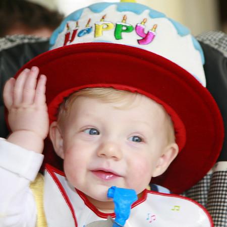 Jack Jones 1st Birthday Party March 2006