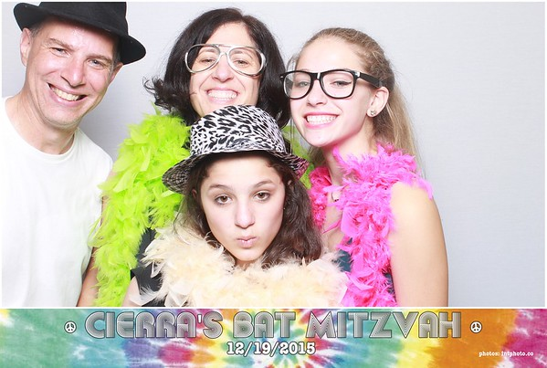 2015-12-19 Cierra's Bat Mitzvah