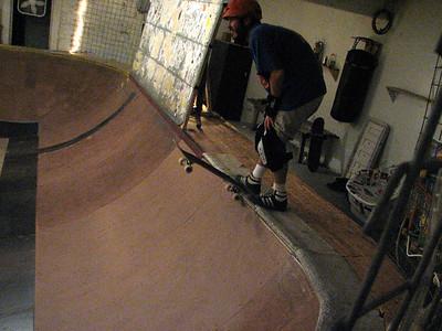 Fight Club skateboarding 2006-09-29