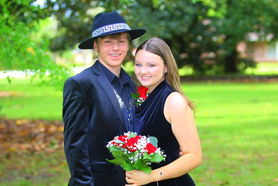 2021 Carter and Maya SSHS Prom