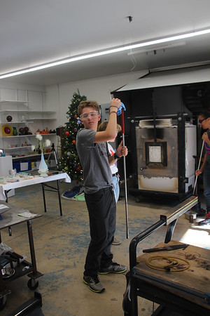 Glass Blowing Activity