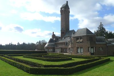 Hoge Veluwe - Jachtslot Sint Hubertus