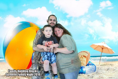 Family Building Blocks Summer Photobooth 6.13.2019