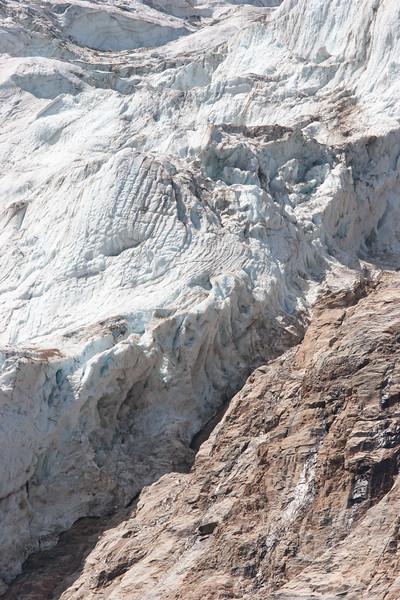 The Edge of Angel Glacier