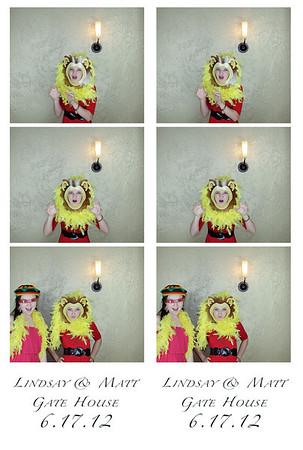 6.17.12 Lindsay & Matt