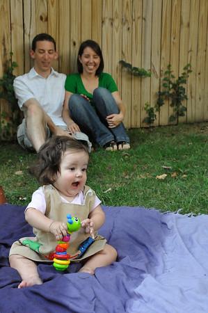 Family of 3 - Sept. 2009