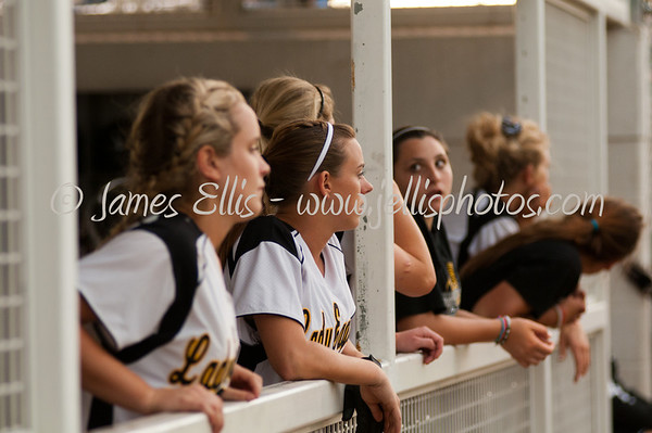 Regional Semifinals ~ B-E Lady Eagles vs Callisburg ~ Friday, May 20, 2011 in Mansfield, Texas
