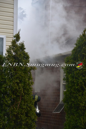 Westbury F.D. House Fire 34 South Grand St. c/s Bedford Ave. 11-27-12