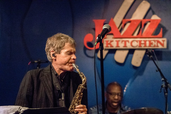David Sanborn  at the Jazz Kitchen, Indianapolis, IN