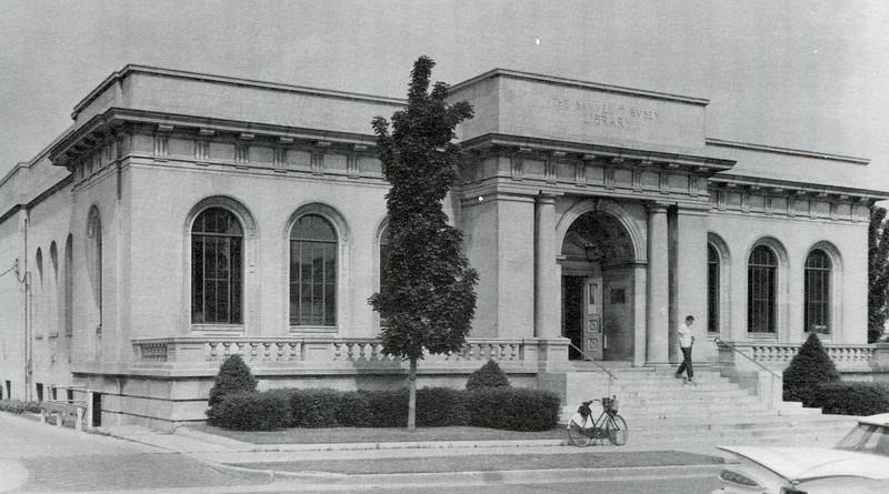 Urbana Library Day
