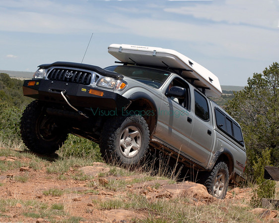 Toyota Travels in the Southwest
