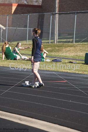 2011-04-11 JFK Track Varsity Girls @ Edina