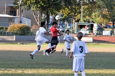 2011-10-17 BHS JV Soccer @ Independence