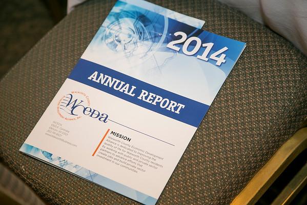 WCEDA ANNUAL MEETING 2014