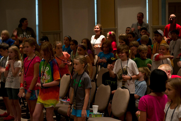 Lake Hills Church - August 6, 2012, Evening