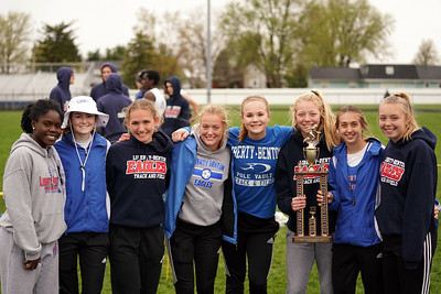 Pat Wagner Meet Champions: LB Girls (2019-04-27)