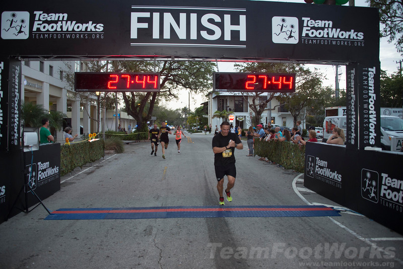 2016 Tribute to the Military 5K