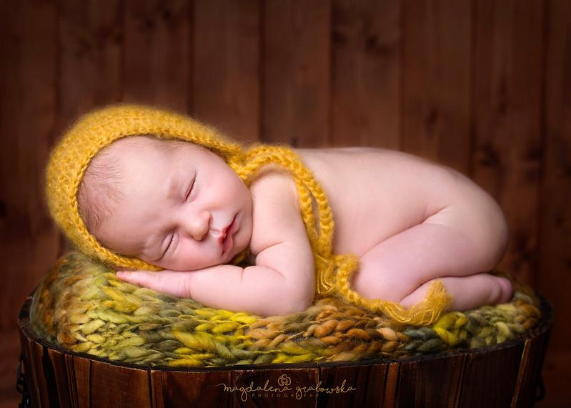 Natan's Newborn Photography Session