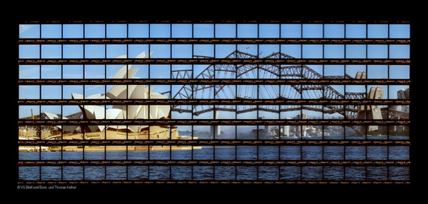Thomas Kellner, Sydney Harbour Bridge, Australia 88#05, 2015, C-print, Edition of 12 + 3, 35 x 75 cm
