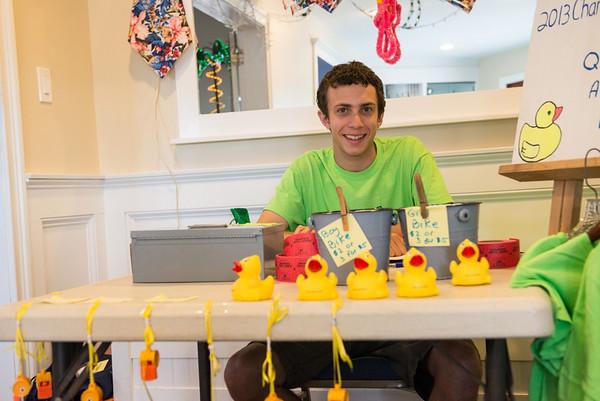 Jr Breakfast and Duck Race